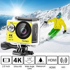 AKASO EK7000 <b>4K WiFi Sports Action</b> Camera Ultra HD Waterproof ...