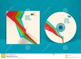 cd cover design template stock photos image  cd cover design template royalty stock photo