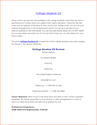 11 cv templates for college students event planning template template college student cv by sayeds