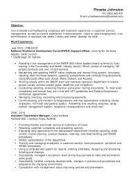 bottle service resume objective sample hostess resume objective