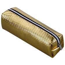 Купить <b>Пенал</b> без наполнения <b>Brauberg Celebrity Gold</b> (228992) в ...