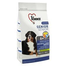 1ST CHOICE DOG SENIOR OR LESS ACTIVE ... - Pets Choice