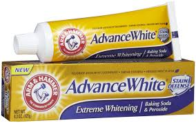 Image result for arm & hammer toothpaste tube