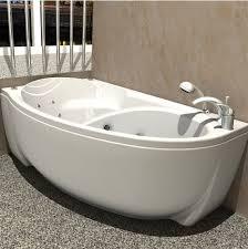 <b>Акриловая ванна</b> АКВАТЕК Аякс 2 <b>170х110 см</b> правая (без ...