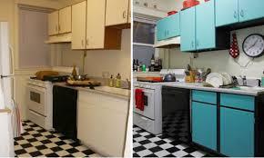 Kitchen Cabinet Makeover Diy Chalk Paint Kitchen Cabinets Creative Makeover Ideas Kitchen The