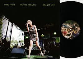 Review: <b>Sonic Youth</b> - Battery Park, <b>NYC</b>: July 4, 2008 - Long Live ...