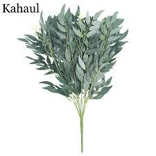 7 Branches Foxtail Lagurus Artificial <b>Flowers</b> Lavender <b>Autumn</b> ...