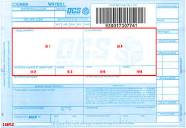 about entry of air waybill international express ocs life if you do not have air waybill please type the same contents as the following and stick firmly on the cargo