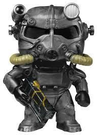 <b>Фигурка</b> Funko POP! <b>Fallout</b> - Cиловая броня 5851 — купить по ...