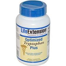 Life Extension, <b>Optimized Tryptophan Plus</b>, <b>90</b> Vegetarian Capsules ...