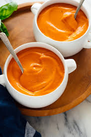 Classic <b>Tomato Soup</b> Recipe (Lightened Up!) - Cookie and Kate
