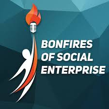 The Bonfires of Social Enterprise with Romy  of Gingras Global | Social Enterprise | Entrepreneurship in Detroit