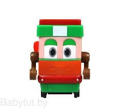 <b>Паровозик</b> Robot trains (Роботы поезда) <b>Вито в</b> блистере <b>Silverlit</b> ...