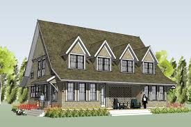 Unique Cottage House Plans and Cottage Home Designs   Simple        Contemporary Cottage House Plan   Marine Cottage
