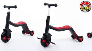 <b>Самокат</b> 3в1 от ТМ Best <b>Scooter</b>, <b>самокат</b>-велобег-велосипед ...