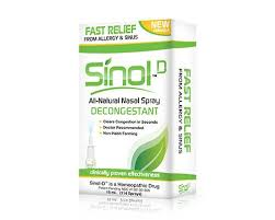 Sinol USA intros Sinol-D <b>nasal spray</b> | Drug Store News