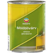 <b>Eskaro</b> Mööblivärv <b>Акриловая краска</b> для мебели