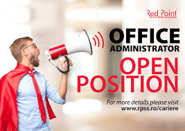 red point angajeaz office administrator uaic informa539ii job office administrator