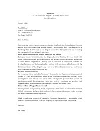 residential counselor cover letter samples and templatesresidential counselor cover letter