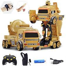 Vuffuw Remote Control Stunt Toy Car, <b>Gesture</b> Sensing Remote ...