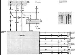 1986 ford motor home the wiring diagram so i can hook it up properly below is the most common radio and the wiring diagram