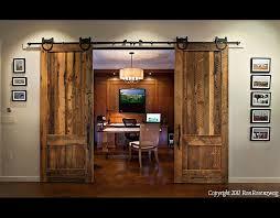 skip sanded two panel reclaimed oak sliding doors barn style sliding doors