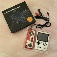 <b>Retro Handheld Video Game</b>