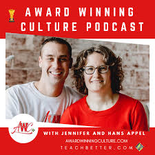Award Winning Culture Podcast