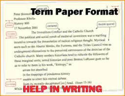term paper writing help Term Paper Format Writing Help Expense Report Template  Term Paper Format Writing Help Expense Report Template