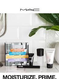 <b>MAC</b>: NEW All-in-One Skincare Kit for <b>Makeup</b>-<b>Ready Skin</b> | Milled