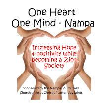 One Heart One Mind - Nampa