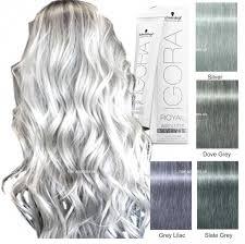 <b>Schwarzkopf Igora</b> Royal <b>Absolute</b> White. To make this hair colour ...