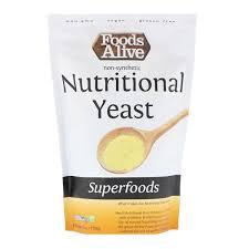 Foods Alive, <b>Superfoods</b>, <b>питательные дрожжи</b>, 170 г (6 унций ...
