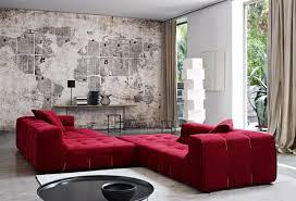 modular sofa contemporary leather fabric tufty too bb italia bb italia furniture prices