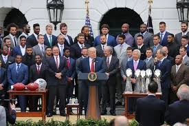 Image result for trump patriots at whitehouse