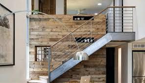 modern rustic living room brooklyn modern rustic reclaimed wood