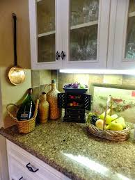 Kitchen Countertop Decor Captivating Kitchen Counter Decorations To Decorate Your Home