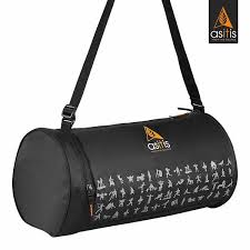 AS-IT-IS Modular Gym/<b>Travel Bag</b> with Shoe Compartment (for <b>Men</b> ...