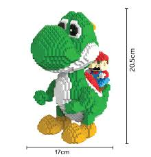 HC <b>Magic Blocks Big</b> size Yoshi Mini Blocks Mario Micro blocks ...
