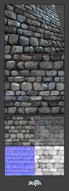 stick wall tiles quotxquot: stone wall tile  docean item for sale