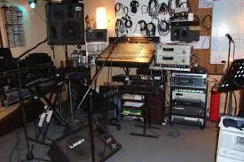 Piccolo Sala Registrazione : In the studio registrare la batteria