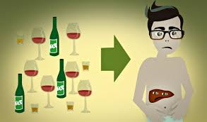 Image result for liver alcohol