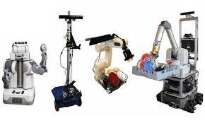 Fund for robotics enterpreneurs with new ideas for personal robots   st Century Tech Blog Grishin Robotics