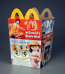 Box:McDonald's Happy Meal: Madame Alexander & Matchbox ...