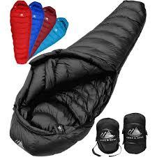 Buy Hyke & Byke Quandary 15°F <b>Ultralight Down Sleeping</b> Bag Online