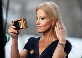 tv journalists need to a new way to handle kellyanne conway counselor to president kellyanne conway prepares to appear on the sunday morning show meet