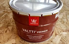 Обзор от покупателя на Грунтовка - <b>антисептик Tikkurila Valtti</b> ...