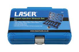 Laser 4260 Diesel <b>Injector</b>/ Lambda Socket Set <b>14 piece</b>
