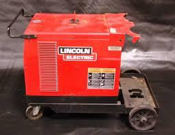 lincoln idealarc phase welder cv mig power source  lincoln idealarc 3 phase welder cv 305 mig power source 208 230 460v