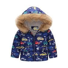 WARMSHOP Toddler Boys Girls Hooded <b>Coat</b>, <b>2018 Winter Warm</b> ...